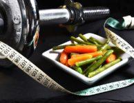 Fitness Dumbbell Vegetables  - zuzyusa / Pixabay