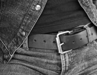 Person Body Hips Jeans Belt  - MabelAmber / Pixabay
