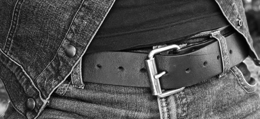 Person Body Hips Jeans Belt  - MabelAmber / Pixabay