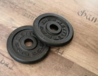 Weights Fitness Strength Muscles  - TomCam / Pixabay